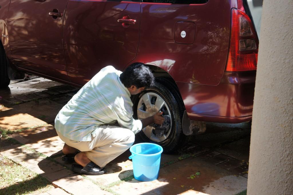Autowaschen