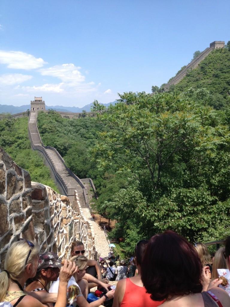 Mauer China